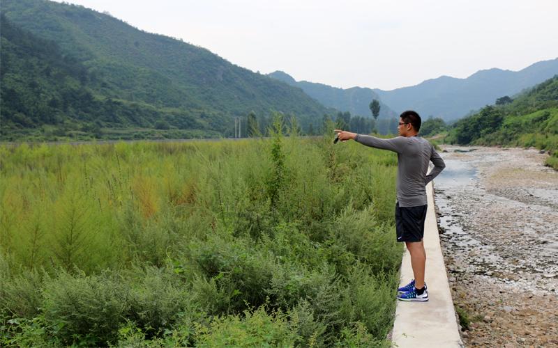在新规划的二场场区,刘云山酝酿着下一个故事。